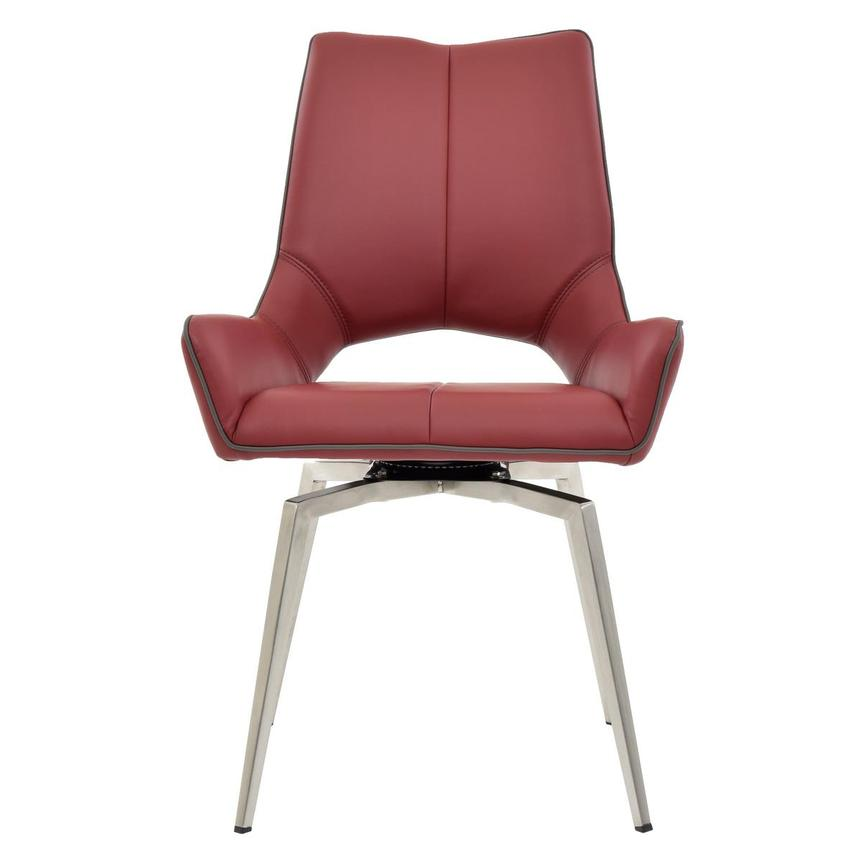 Kalia Red Side Chair  main image, 1 of 7 images.