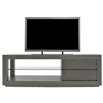 Max Gray TV Stand
