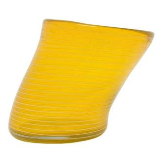 Giallo Glass Vase