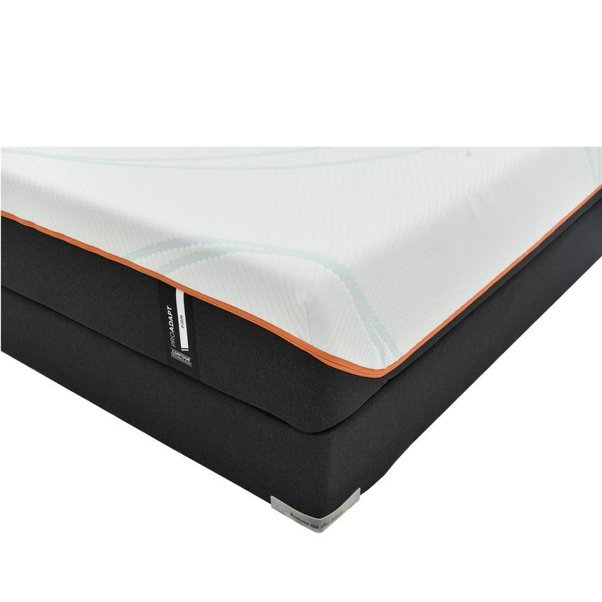ProAdapt Firm King Memory Foam Mattress w/Regular Foundation by Tempur-Pedic  main image, 1 of 5 images.
