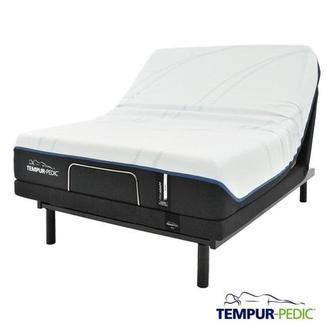 ProAdapt Soft Twin XL Memory Foam Mattress w/Ergo® Powered Base by Tempur-Pedic