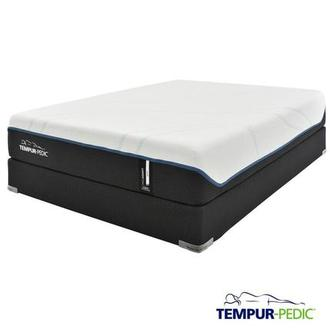 ProAdapt Soft Twin XL Memory Foam Mattress w/Regular Foundation by Tempur-Pedic