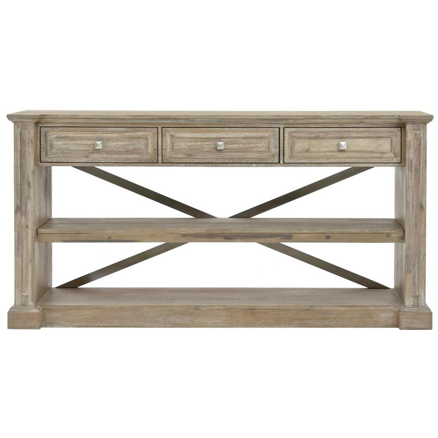Hudson Console Table  main image, 1 of 7 images.