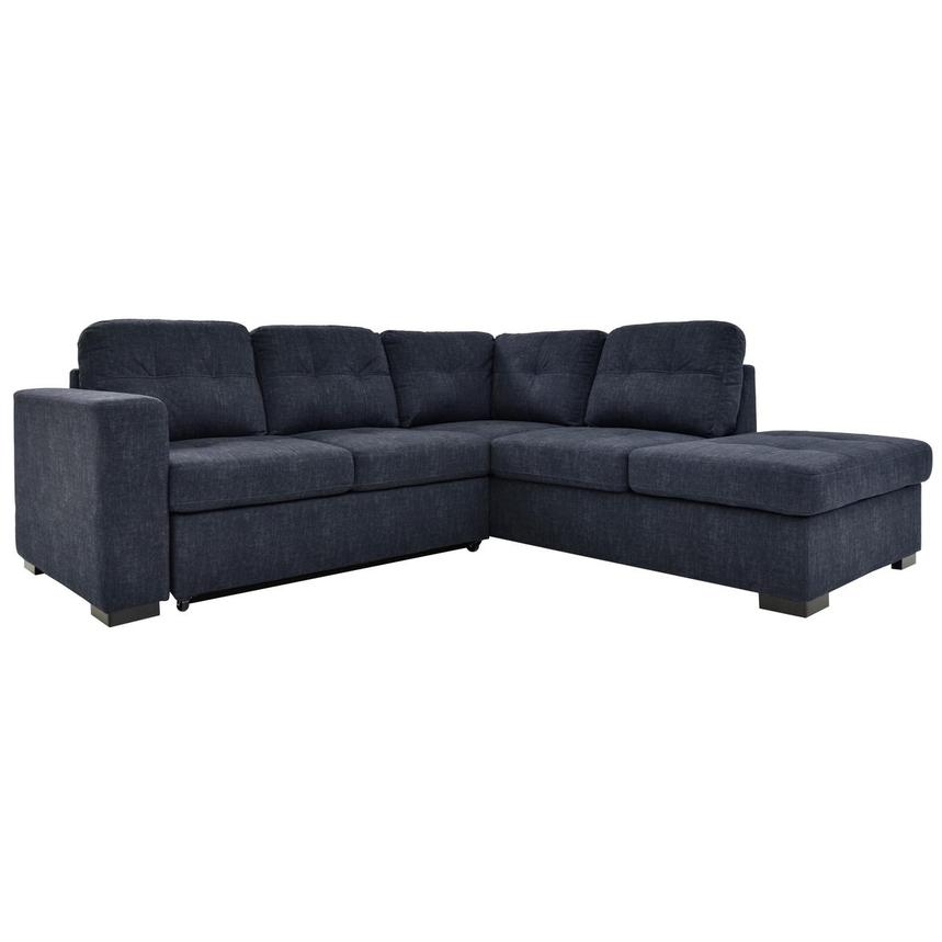 Chester Sleeper W Right Chaise Main Image 1 Of 8 Images