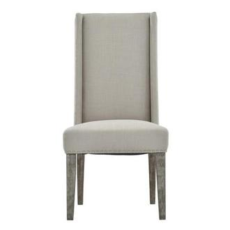 Superbe Hudson Gray Side Chair