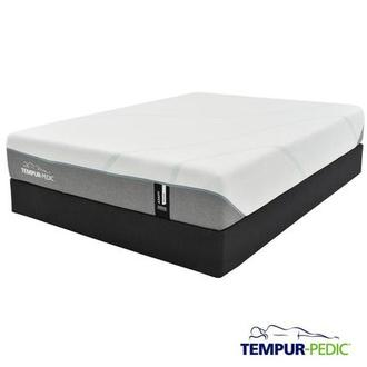 Adapt MF Twin XL Memory Foam Mattress w/Regular Foundation by Tempur-Pedic