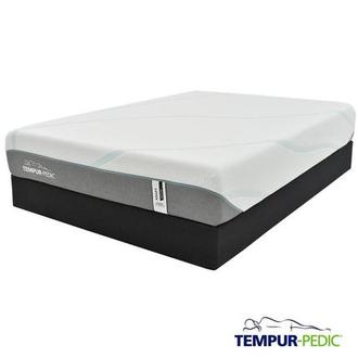 Adapt HB MS Full Memory Foam Mattress w/Regular Foundation by Tempur-Pedic