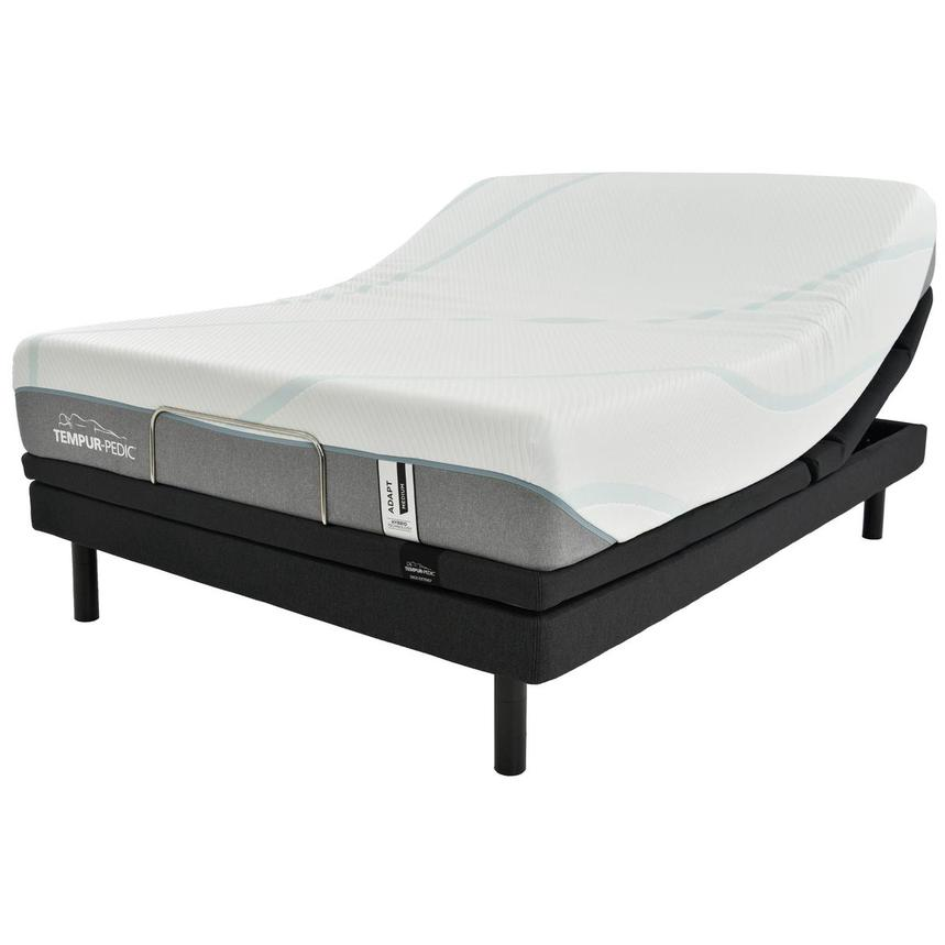 Adapt HB MS Queen Memory Foam Mattress w/Ergo® Extend Powered Base by Tempur-Pedic  main image, 1 of 6 images.