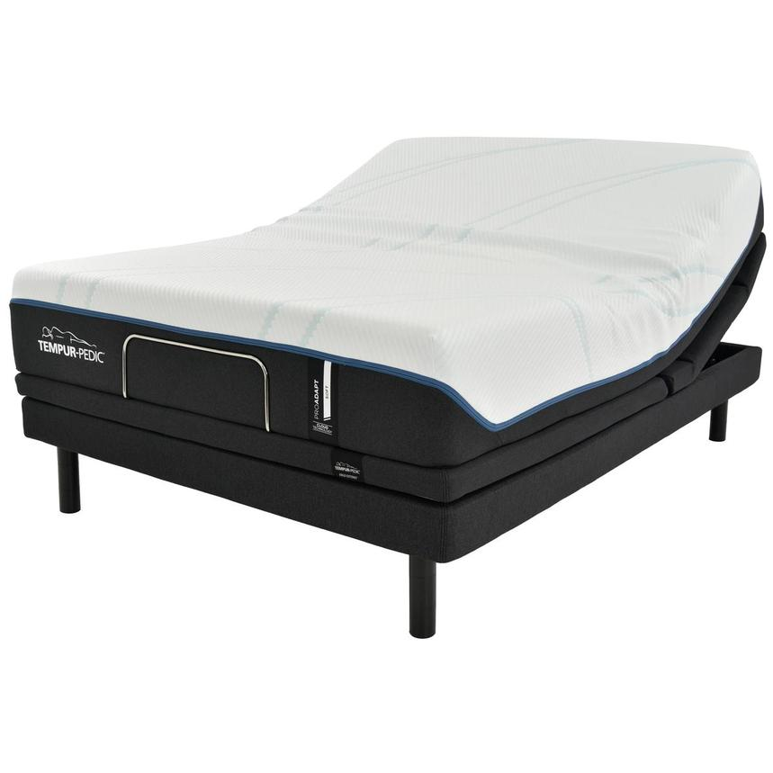 ProAdapt Soft King Memory Foam Mattress w/Ergo® Extend Powered Base by Tempur-Pedic  main image, 1 of 7 images.