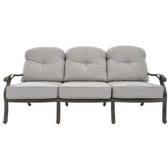 Castle Rock Gray Sofa