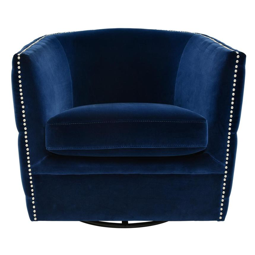 Falkirk Swivel Accent Chair  main image, 1 of 5 images.