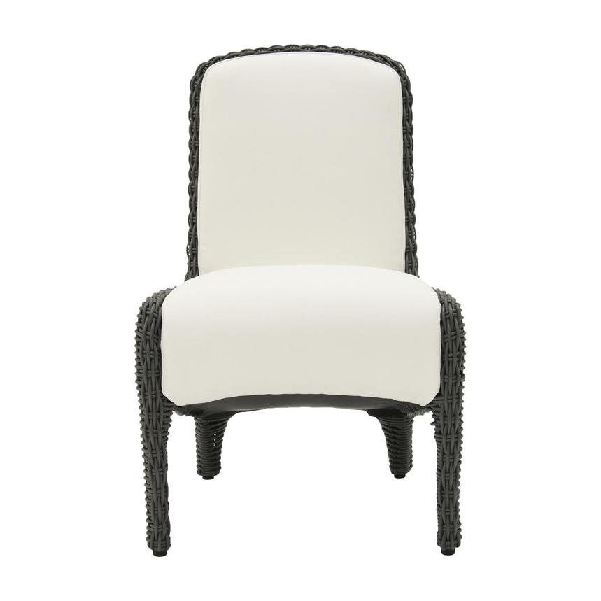 Luxor Gray Side Chair  main image, 1 of 6 images.