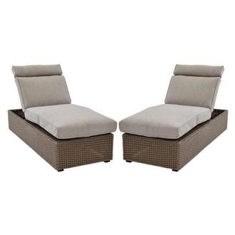 Ares Chaise Lounge Set of 2