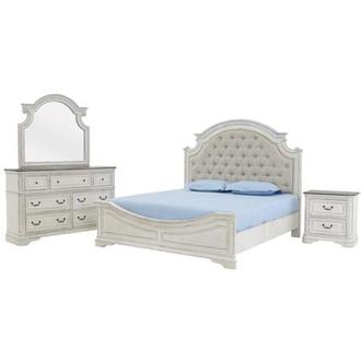 Stevenson Manor 4-Piece King Bedroom Set