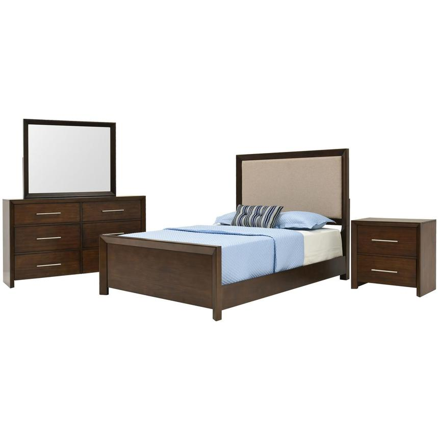Brentwood 4-Piece Queen Bedroom Set  main image, 1 of 5 images.