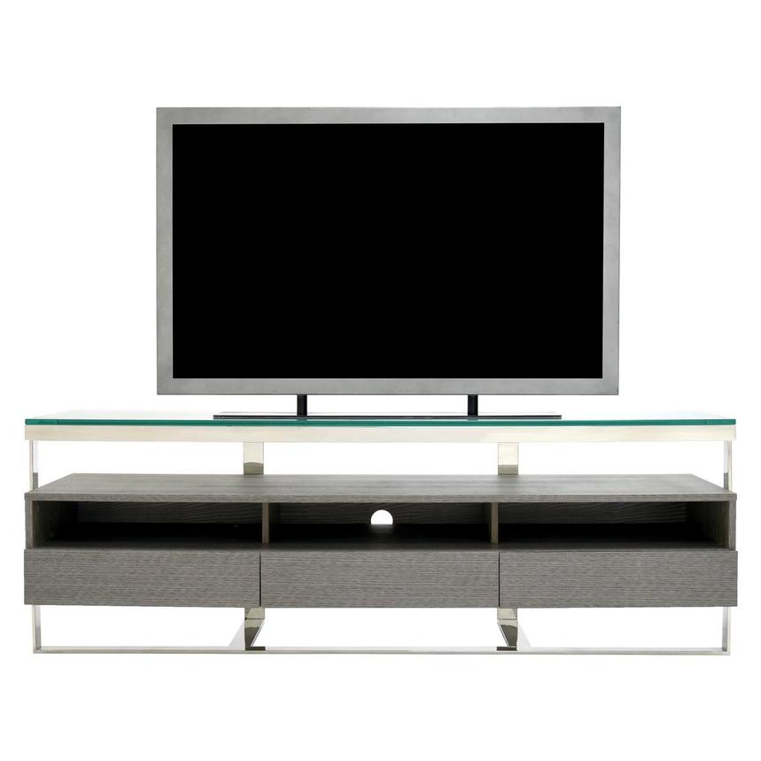 Calypso Gray TV Stand  main image, 1 of 6 images.