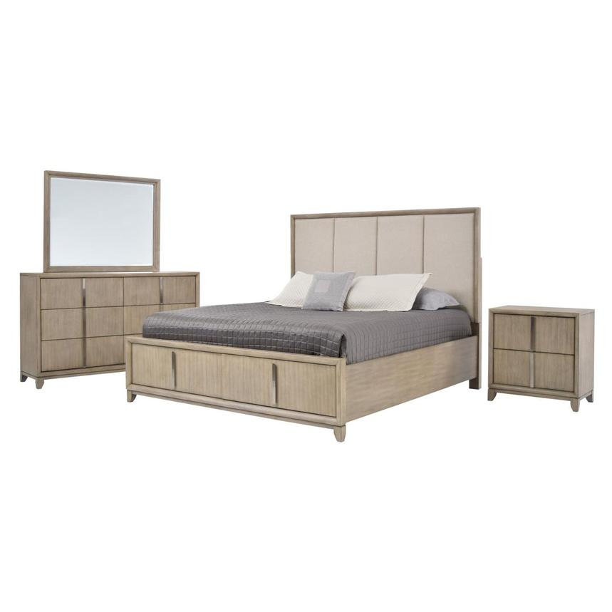 Juliana 4-Piece King Bedroom Set  main image, 1 of 6 images.