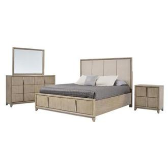 Juliana 4-Piece King Bedroom Set