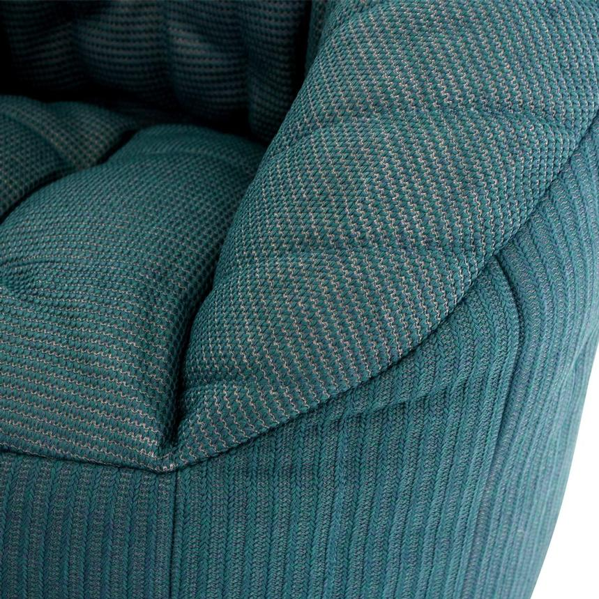 Elements Teal Outdoor Bean Bag  alternate image, 5 of 5 images.