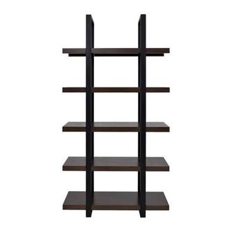 Savi Brown Bookcase