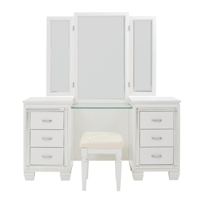 Mia Vanity W Bench El Dorado Furniture