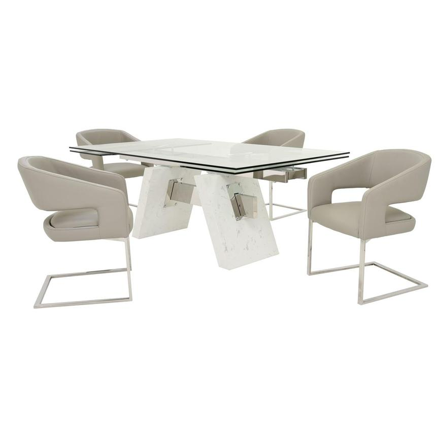 Vandelli 5-Piece Formal Dining Set  main image, 1 of 14 images.