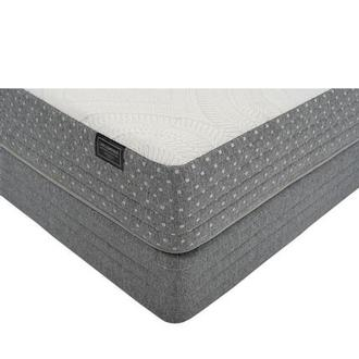 Messina HB Queen Mattress w/Regular Foundation by Carlo Perazzi