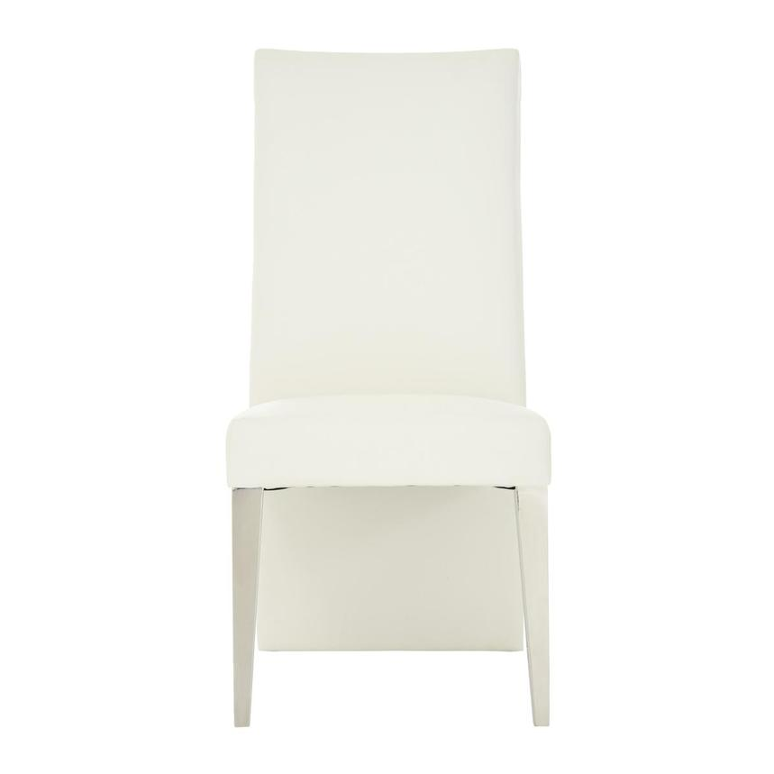 Alegro White Side Chair  main image, 1 of 7 images.