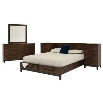 Brownsville 5-Piece Queen Bedroom Set
