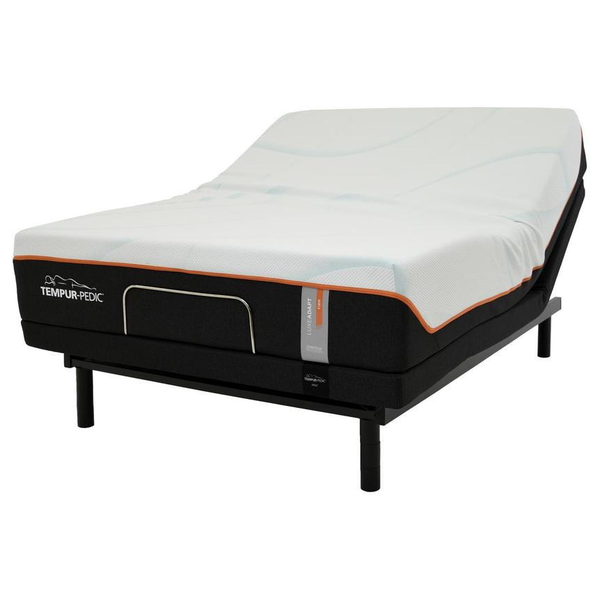 Luxe-Adapt Firm King Mattress w/Ergo® Powered Base by Tempur-Pedic