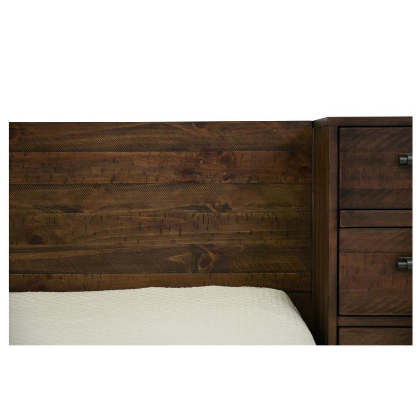 Brownsville King Storage Bed w/Nightstands  alternate image, 5 of 7 images.