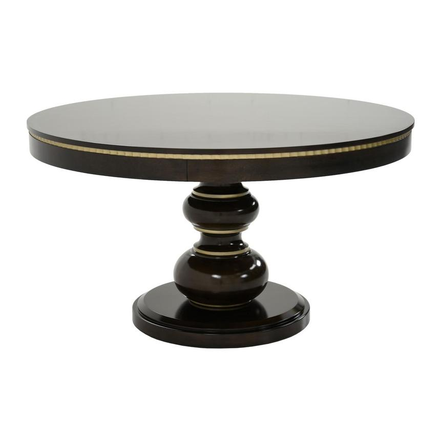 Essex Round Dining Table  main image, 1 of 4 images.