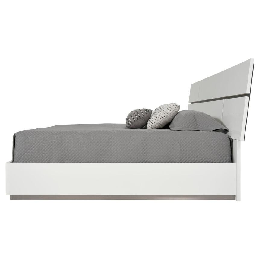 Siena Queen Platform Bed Made in Italy  alternate image, 5 of 7 images.