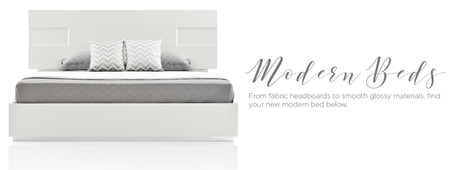 Merveilleux Modern Beds