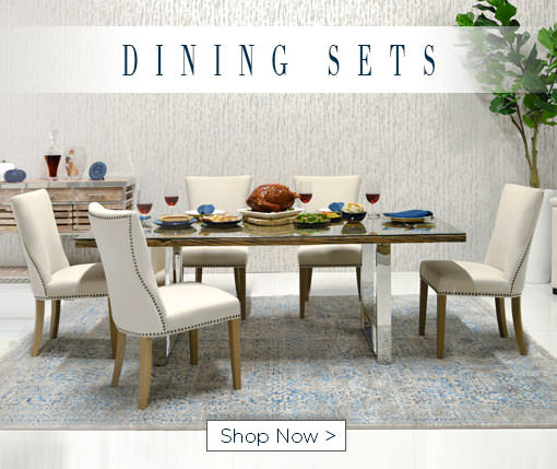 Dining sets. Shop now.