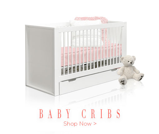 Baby cribs. Shop now.