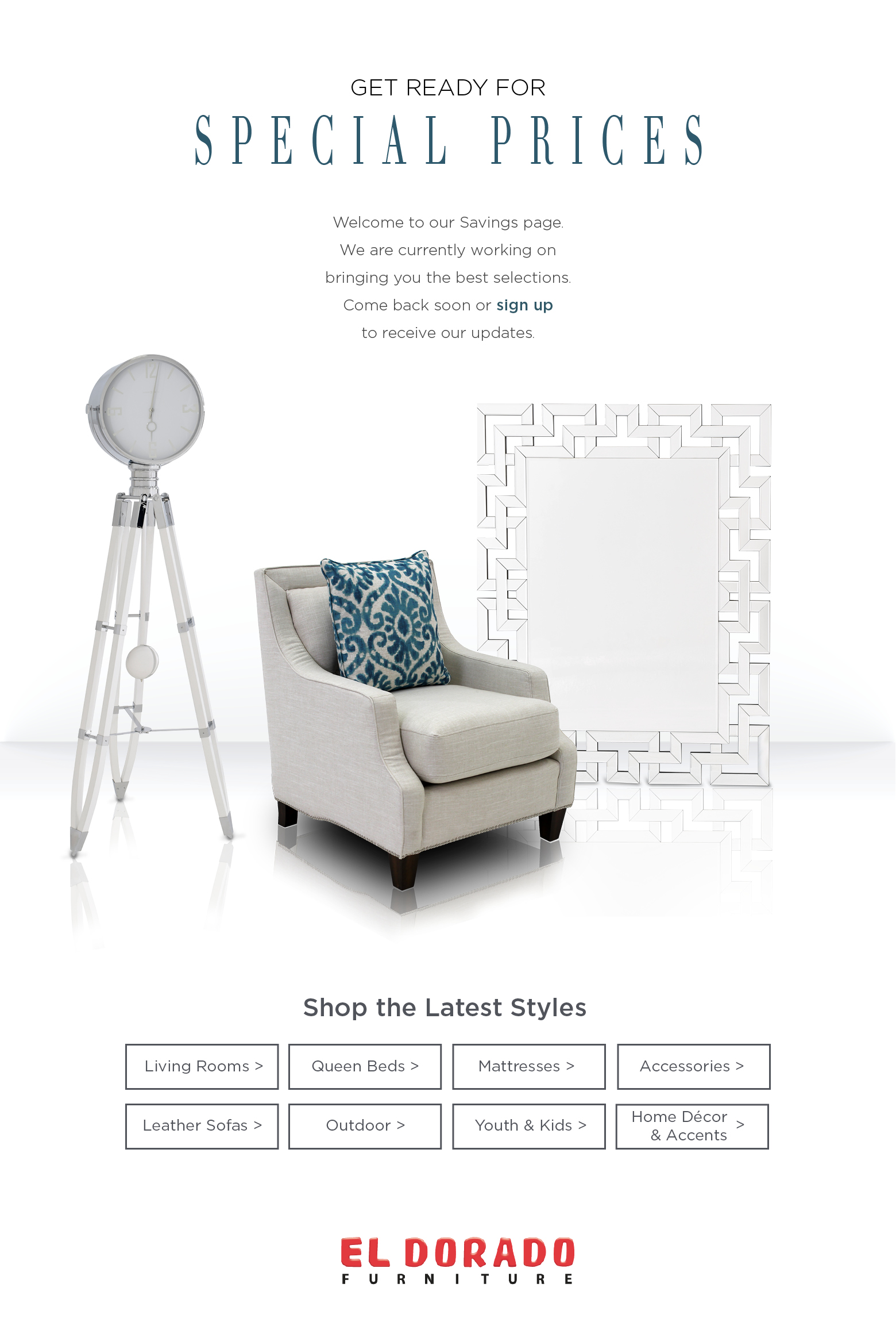 Labor Day Sales Event   El Dorado Furniture