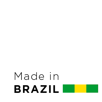 This product is manufactured in Brazil.