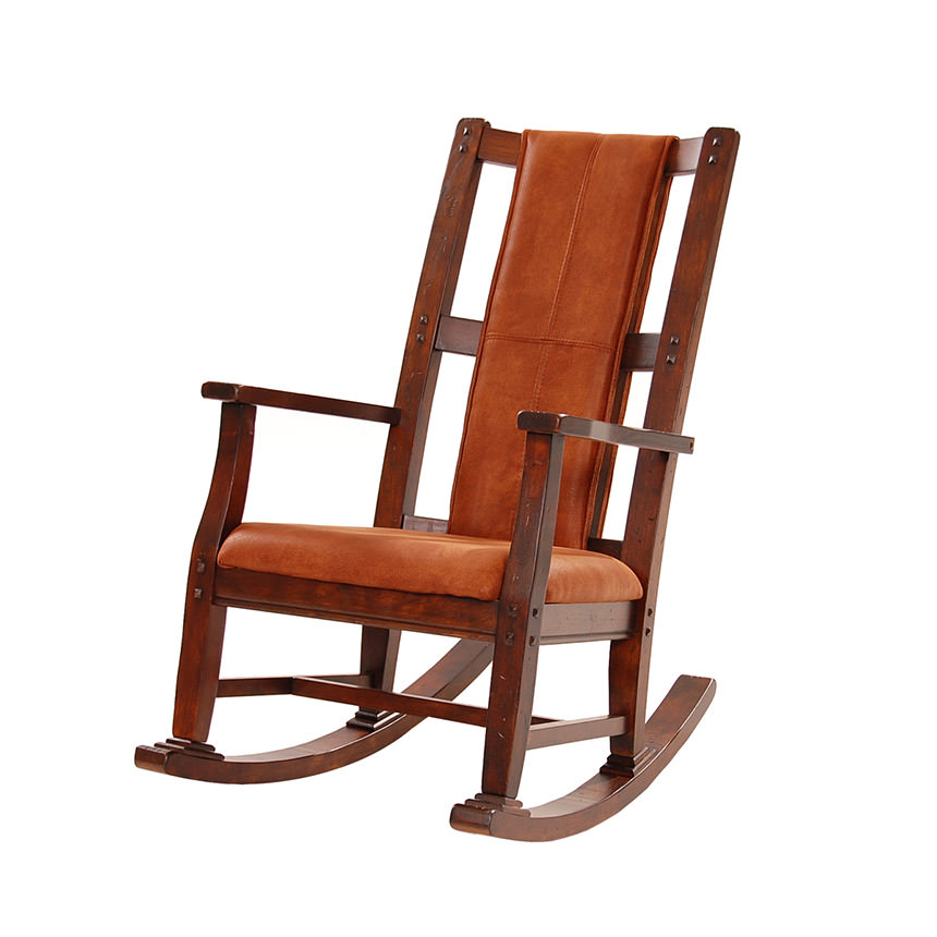 Santa Fe Rocking Chair  main image, 1 of 8 images.