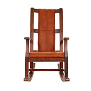 Santa Fe Rocking Chair  alternate image, 2 of 8 images.