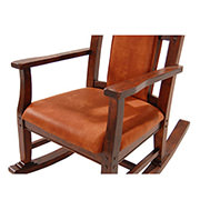 Santa Fe Rocking Chair  alternate image, 7 of 8 images.