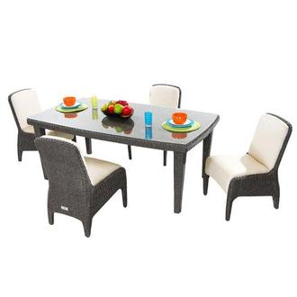 Luxor 5-Piece Patio Set