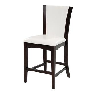 Daisy White Counter Stool