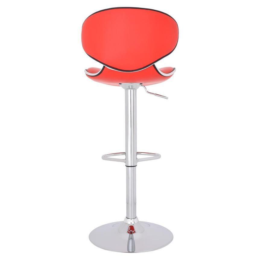 Clipper Red Adjustable Stool  alternate image, 6 of 7 images.