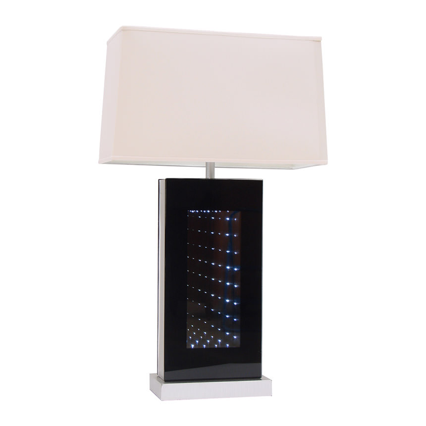 Phantom infinity table lamp el dorado furniture