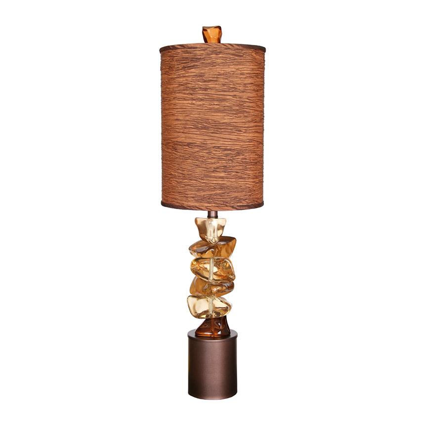 River Rock Table Lamp El Dorado Furniture