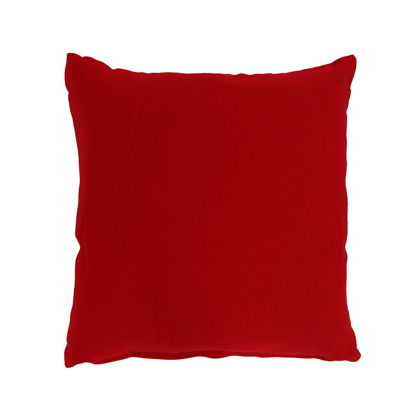 Red Outdoor Pillow  main image, 1 of 3 images.
