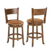 Santa Fe Swivel Counter Stool  main image, 1 of 5 images.