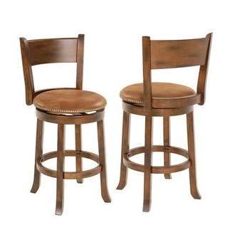 Santa Fe Swivel Counter Stool