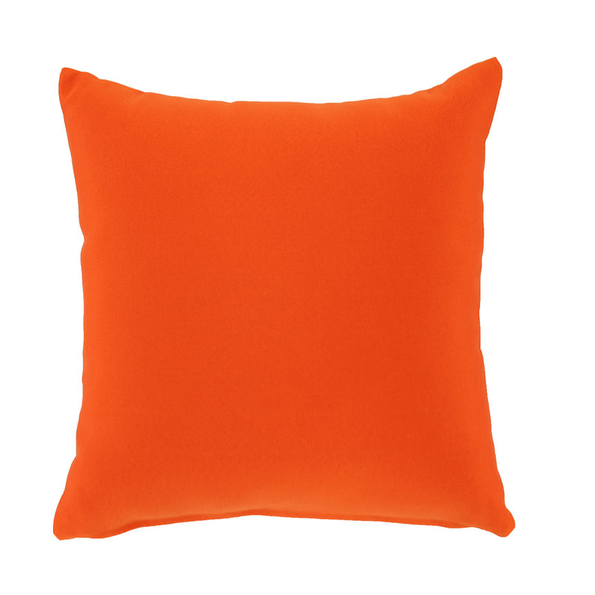 Orange Outdoor Pillow  main image, 1 of 3 images.